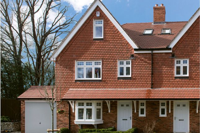 Thumbnail Semi-detached house for sale in Mayfield Place, Love Lane, Mayfield, East Sussex