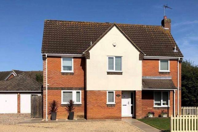 Thumbnail Detached house for sale in Sandpit Lane, Thurston, Bury St. Edmunds