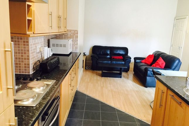 Thumbnail Flat to rent in Bayswater Road, Jesmond, Newcastle Upon Tyne