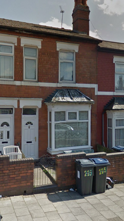 Thumbnail Terraced house for sale in Floyer Road, Small Heath, Birmingham