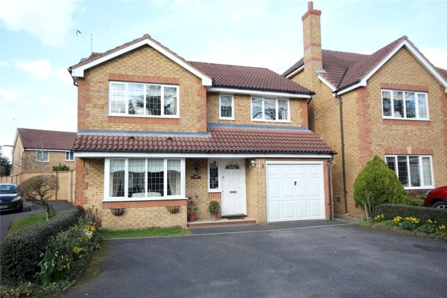 4 bed detached house for sale in Boshers Gardens, Egham, Surrey