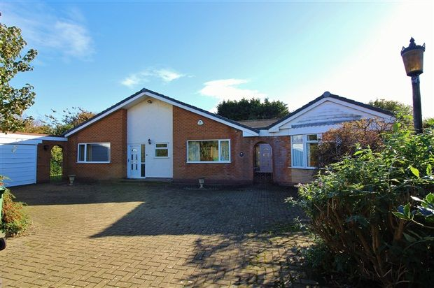 Thumbnail Bungalow for sale in Ashley Road, Lytham St. Annes
