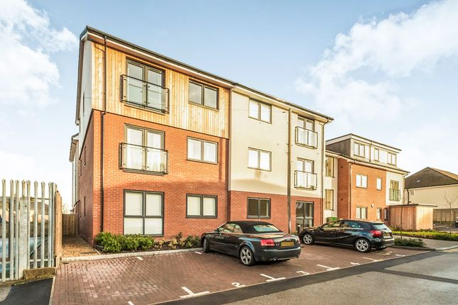 Thumbnail Flat for sale in The Foundry, Cooks Way, Hitchin