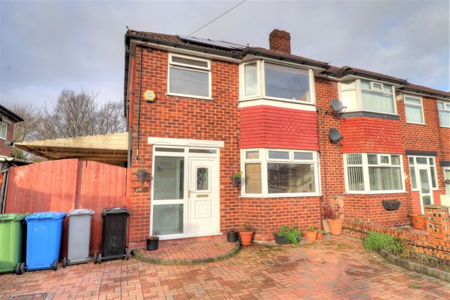 3 bed semi-detached house for sale in Kings Road, Stretford, Manchester M32