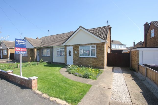 Thumbnail Semi-detached bungalow for sale in Harewood Avenue, Ashingdon, Rochford