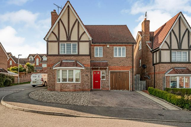 Thumbnail Detached house for sale in Ryders Hill, Great Ashby, Stevenage