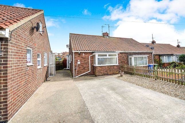 Thumbnail Bungalow for sale in Mount Crescent, Bridlington, East Yorkshire
