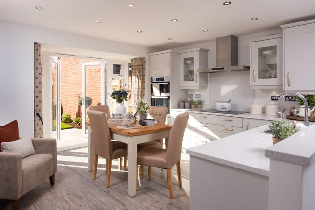 """Thumbnail Detached house for sale in """"Layton"""" at Manywells Crescent, Cullingworth, Bradford"""