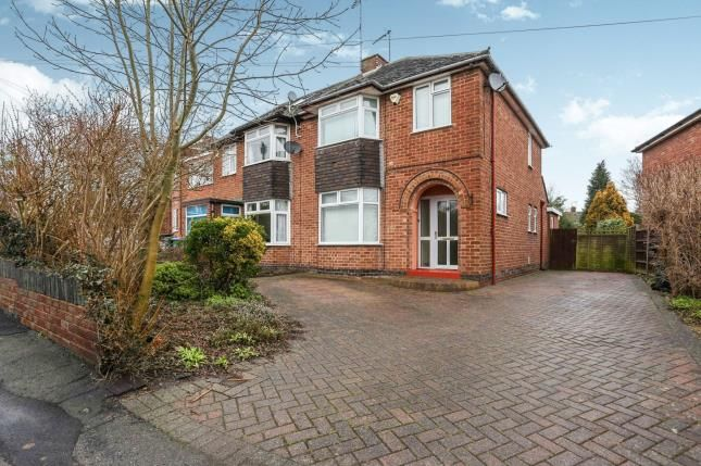 Thumbnail Semi-detached house for sale in Sutton Avenue, Eastern Green, Coventry