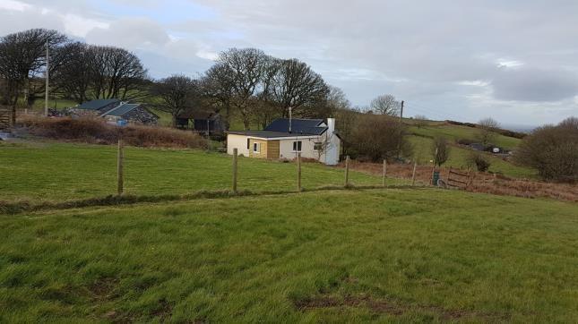 Thumbnail Detached house for sale in Capel Uchaf, Clynnogfawr, Caernarfon, Gwynedd