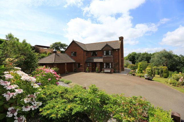 Thumbnail Detached house for sale in Staddiscombe Road, Staddiscombe, Plymouth