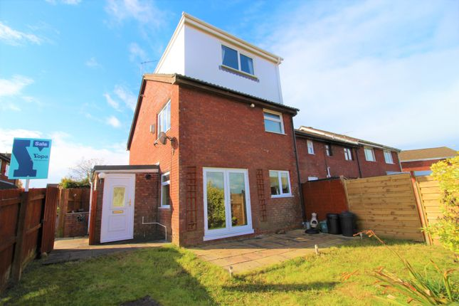 Thumbnail Semi-detached house for sale in Delfan, Llangyfelach, Swansea