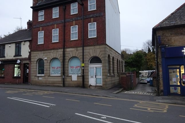 Thumbnail Retail premises to let in 2 Station Road, Chapeltown, Sheffield