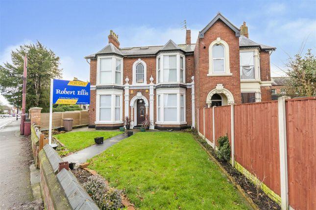 Thumbnail Semi-detached house for sale in Derby Road, Long Eaton, Nottingham
