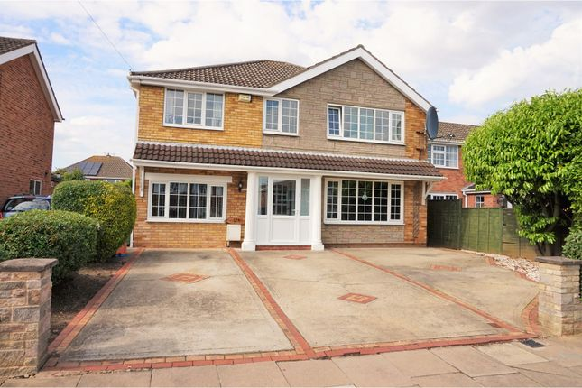 Thumbnail Detached house for sale in Chichester Road, Cleethorpes