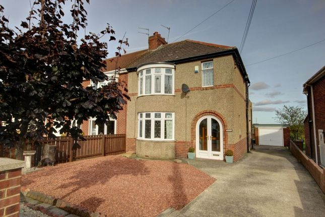Thumbnail Semi-detached house for sale in South Hetton Road, Easington Lane, Houghton Le Spring