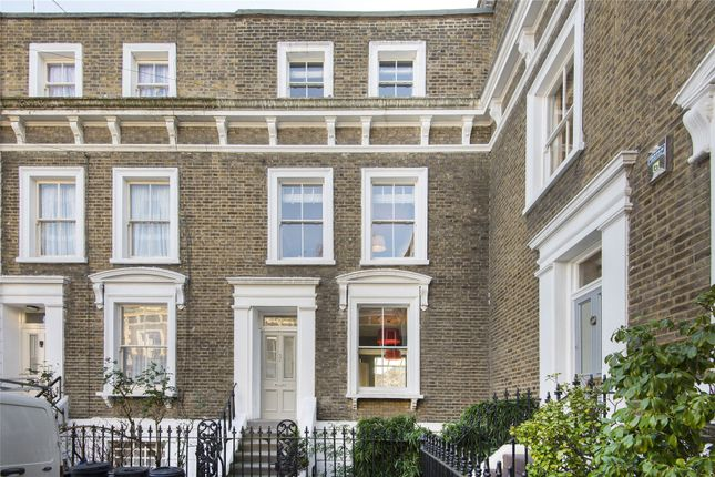 Thumbnail Terraced house for sale in Warneford Street, Victoria Park, London