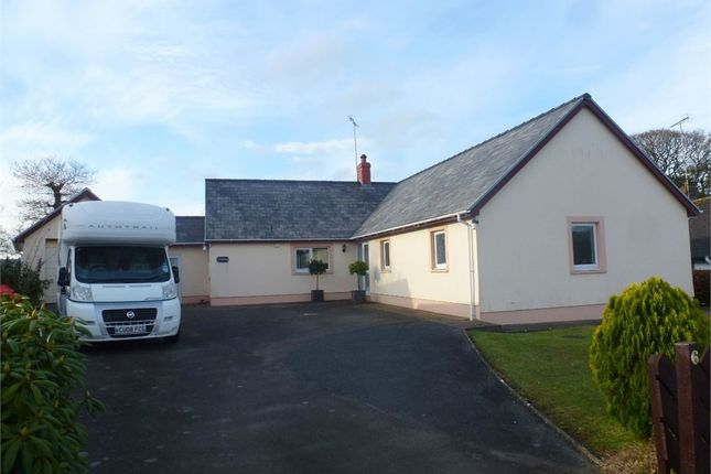 Thumbnail Detached bungalow for sale in 6 Rhodfa Deg, Penybryn, Cardigan, Pembrokeshire
