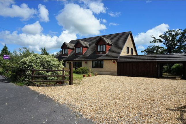 Thumbnail Detached house for sale in Carway, Kidwelly