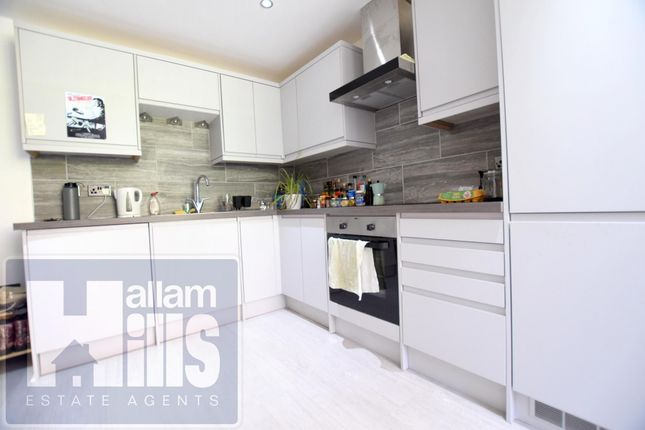 Thumbnail Flat to rent in Walkley Court South Road, Sheffield