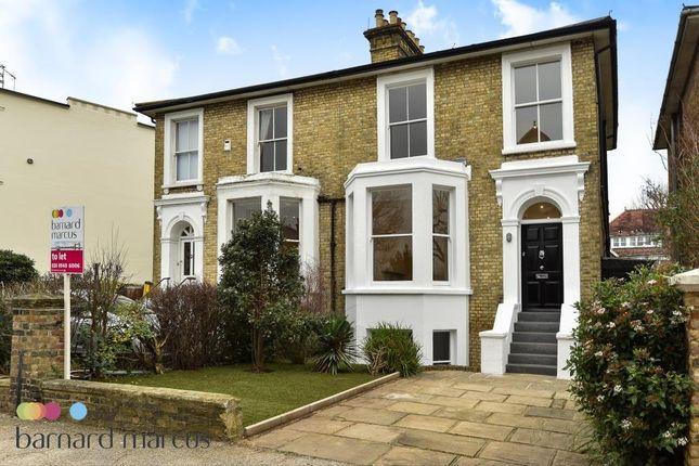 Thumbnail Flat to rent in Park Road, Twickenham