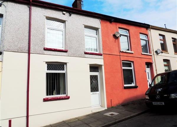 Thumbnail Terraced house for sale in Chapel Street, Penygraig, Tonypandy