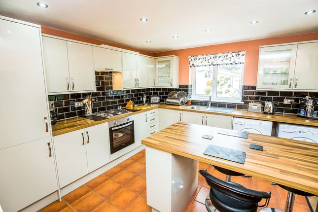 Thumbnail Detached bungalow for sale in Pensby Road, Pensby, Wirral