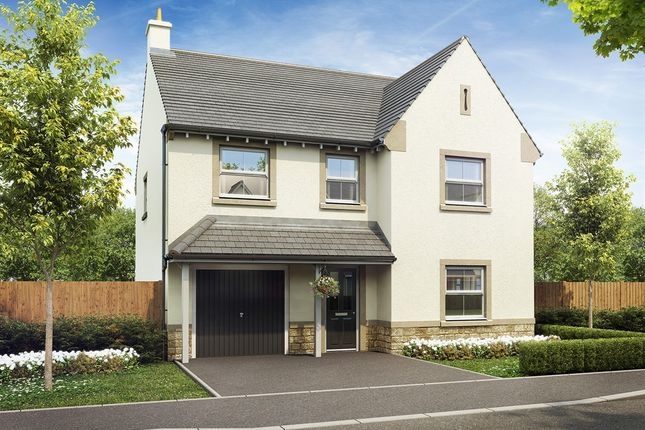"Thumbnail Detached house for sale in ""The Marguerite"" at The Knoll, Daltongate, Ulverston"