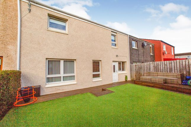 Thumbnail Terraced house for sale in Herald Rise, Livingston