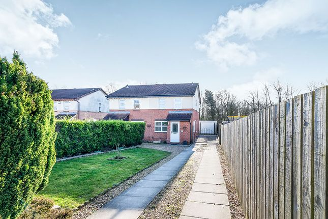 Thumbnail Semi-detached house for sale in Conroy Drive, Dawley, Telford