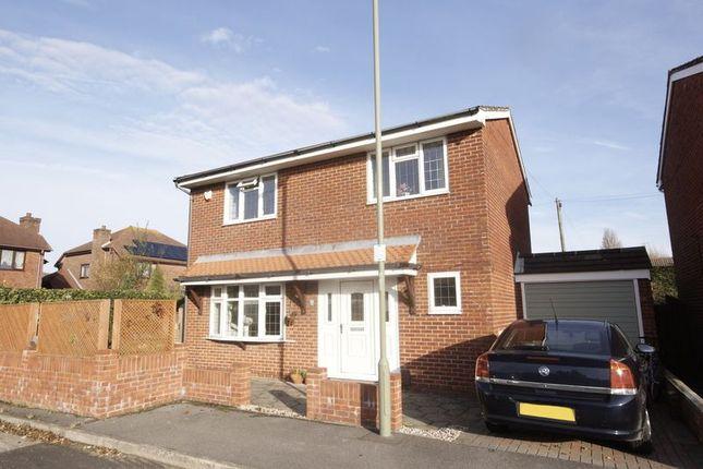 Thumbnail Detached house for sale in Denham Close, Stubbington, Fareham