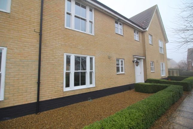 Flat for sale in Bromedale Avenue, Mulbarton, Norwich