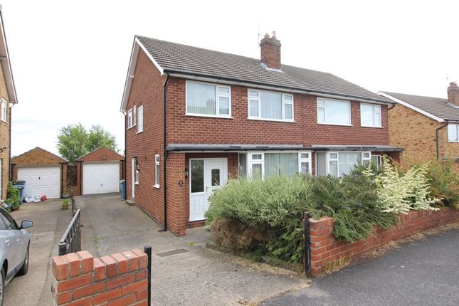 Thumbnail Semi-detached house to rent in Southlands Grove, Scarborough