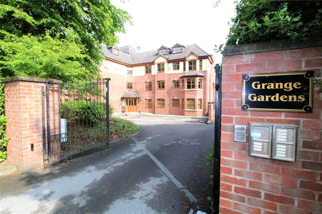 Thumbnail Flat to rent in Grange Gardens, 16, Victoria Road, Eccles, Greater Manchester