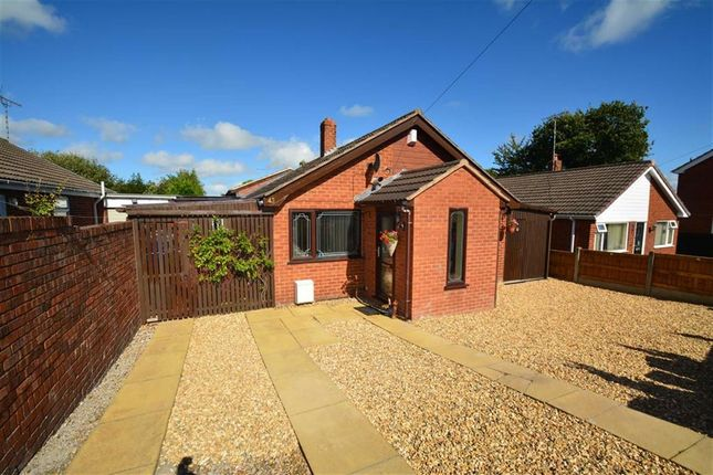 Thumbnail Detached bungalow for sale in Bryn Awelon, Buckley