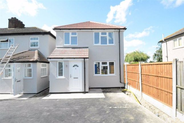 Thumbnail 2 bed detached house to rent in Feenan Highway, Tilbury, Essex