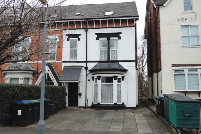 Thumbnail Shared accommodation for sale in York Road, Edgbaston, Birmingham, West Midlands