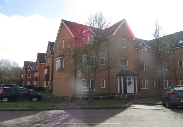 Thumbnail Flat to rent in Rdoubt Close, Hitchin