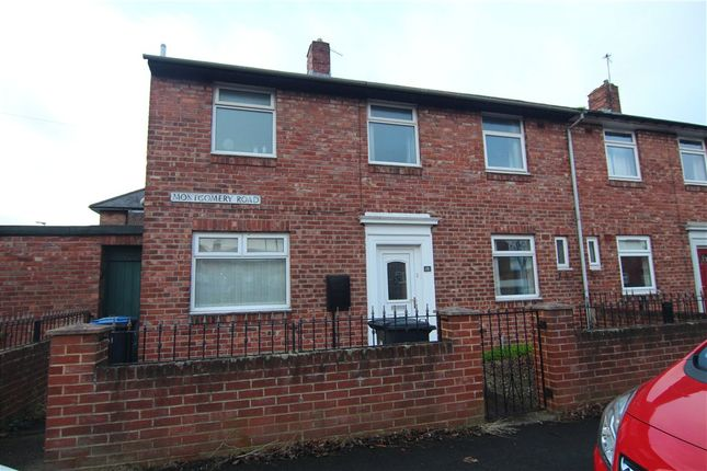 3 bed end terrace house for sale in Montgomery Road, Gilesgate, Durham DH1