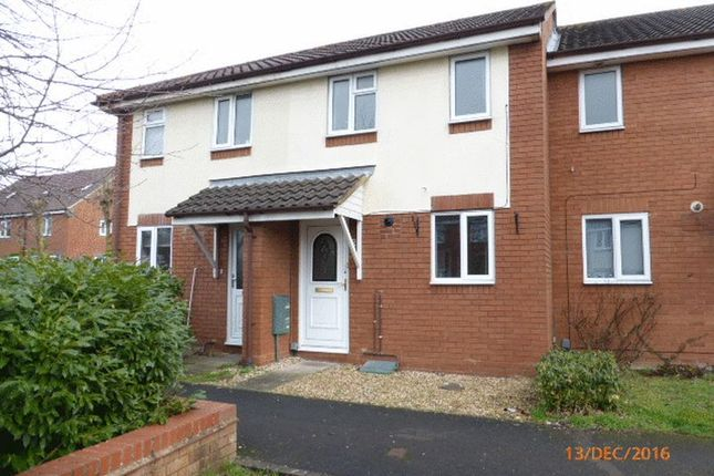 Thumbnail Terraced house to rent in Deacons Place, Bishops Cleeve, Cheltenham