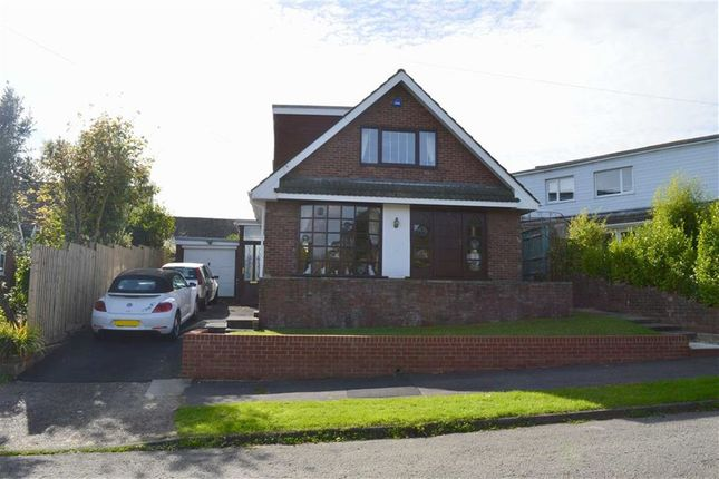 Thumbnail Detached house for sale in Whiteshell Drive, Langland, Swansea