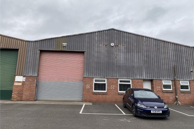 Thumbnail Warehouse to let in Unit 2, Sheepbridge Industrial Estate, Carrwood Road, Chesterfield, East Midlands