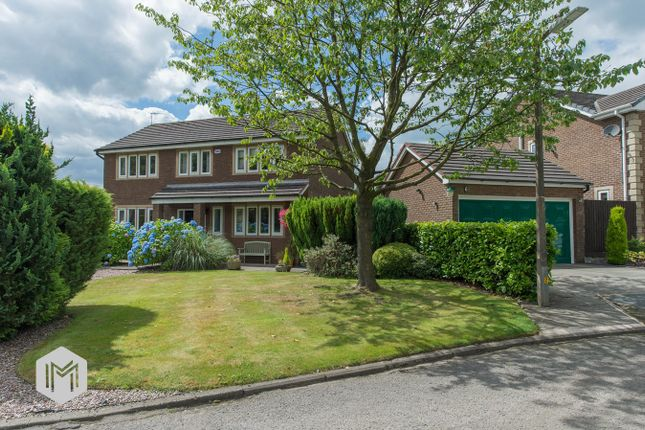 Thumbnail Detached house for sale in Dentdale Close, Bolton