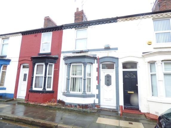 Thumbnail Terraced house for sale in Methuen Street, Liverpool, Merseyside