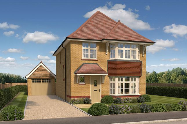 """Thumbnail Detached house for sale in """"Stratford"""" at Hatfield Road, Witham"""