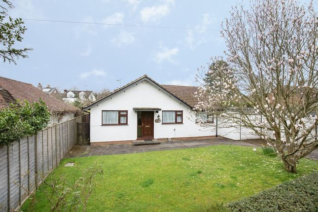 Thumbnail Detached bungalow for sale in Woods Hill Lane, Ashurst Wood, West Sussex