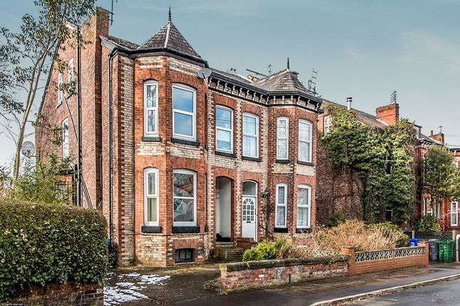 Thumbnail Property for sale in Brunswick Road, Withington, Manchester