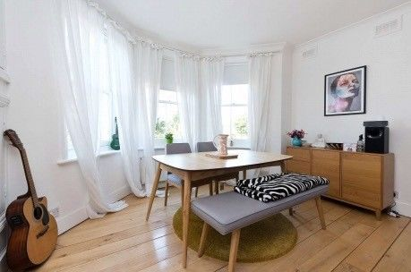 Thumbnail Flat to rent in Lunham Road, Crystal Palace