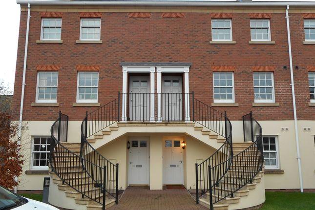 Thumbnail Flat to rent in Cornmill Square, Shrewsbury