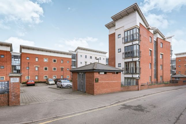 Thumbnail Flat for sale in Albion Street, City Centre, Wolverhampton